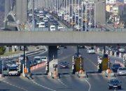 15 Temmuz Şehitler Köprüsü 'serbestleşiyor'