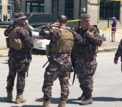 20 kişi bir anda geldi silahlarla taradılar saldırı şoku