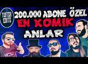 200.000 Abone Özel Ortaya Karışık En Komik Anlar