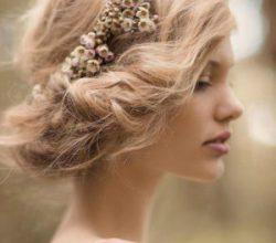 2017 İlkbahar Gelin Saçı Modelleri