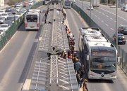 30 Nisan İDO iptali Metrobüs – Marmaray 1 Mayıs'ta çalışıyor mu?