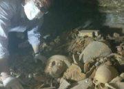 3500 yıllık firavun dönemi mumyaları bulundu