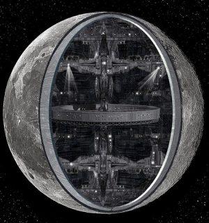 Dünyamızın Uydusu Ay Yapay Bir Uydumu Uzaylılar Tarafındanmı Yapıldı