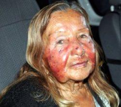 90 yaşındaki yaşlı kadını gasp eden zanlı tutuklandı