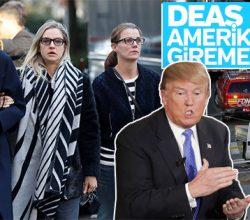 ABD'deki saldırıdan sonra Trump'tan ilk açıklama