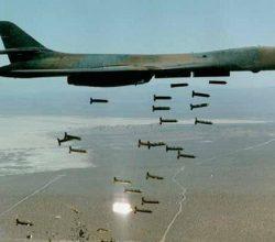 ABD'den B-1 savaş uçaklarıyla Kuzey Kore'ye gözdağı