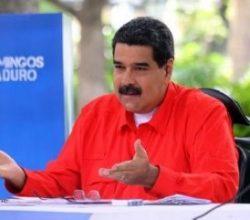 ABD'den Venezuela Devlet Başkanı'na yaptırım kararı