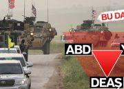 ABD duyurdu: DEAŞ ve YPG Tabka barajı için anlaştı