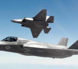 ABD'nin F-35'ler pas tuttu