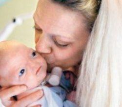 ABD'nin mucize bebeği hayatını kaybetti