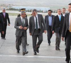 Abdullah Gül Kayseri'de