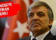 Abdullah Gül'ü köşeye sıkıştıran Kayserili