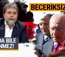 Ahmet Hakan'dan Kılıçdaroğlu'na: Beceriksiz ezik!