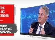 Ahmet Zeki Üçok'ten şok açıklama: Her üç askerden biri…