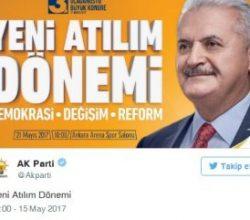 AK Parti'de 'Yeni Atılım Dönemi'