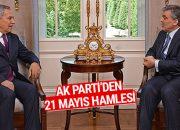 AK Parti'den kongre için Gül ve Arınç hamlesi
