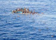 Akdeniz'de 126 göçmenden haber alınamıyor