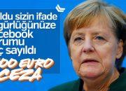Almanya'da sosyal medya paylaşımı suç sayıldı