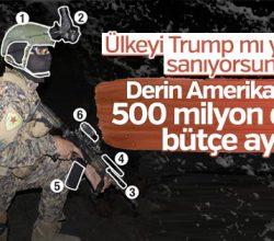 Amerika YPG'li teröristlere yardımı kesmeyecek