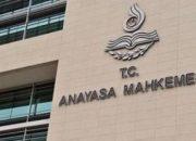 Anayasa Mahkemesi CHP'nin başvurusunu reddetti