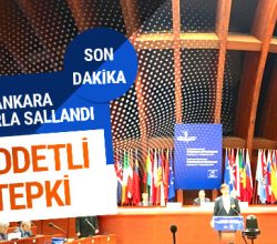 Ankara sallandı AKPM kararı için 'şiddetli' tepki