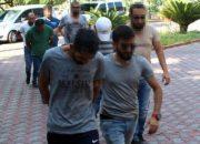 Antalya'da kredi kartı dolandırıcıları yakalandı
