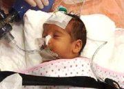 Aras Kuzey bebek 57 günlük yaşam savaşını kaybetti