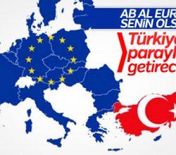 Avrupa Birliği Türkiye'yi mali yardımla tehdit etti