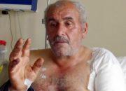 Ayı saldırısında yaralanan köylü: Onu vuracağım