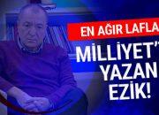 Bahçeli Mehmet Tezkan ve Fatih Portakal'a öyle saydırdı ki…