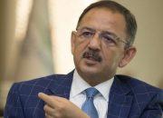 Bakan Mehmet Özhaseki: Mızıkçılığa gerek yok