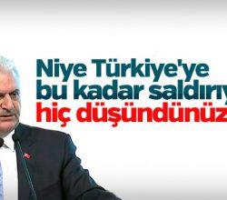 Başbakan Yıldırım İzmir'de konuştu