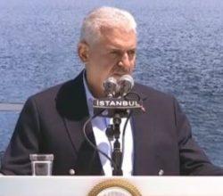 Başbakan Yıldırım kontrollü darbe söylemini eleştirdi