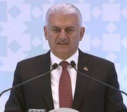 Başbakan Yıldırım Moldova'da