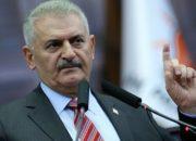 Başbakan Yıldırım: Türkiye ve Türk halkına hakarettir