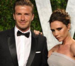 Beckham'dan 20'nci yıla özel ada