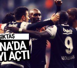 Beşiktaş-Adanaspor maçı golleri ve geniş özeti