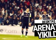 Beşiktaş Lyon maçı golleri ve geniş özeti