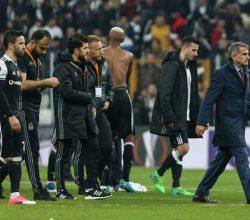 Beşiktaş – Lyon maçındaki penaltı atışları