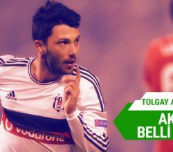 Beşiktaş'ta Tolgay Arslan'ın akıbeti belli oldu