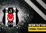 Beşiktaş'tan bomba transfer harekatı