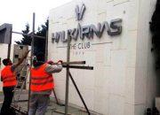 Bodrum'un Halikarnas Disko'su tahliye ediliyor