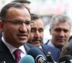 Bozdağ'dan CHP'nin iptal istemine yorum