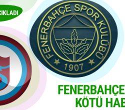 CAS Fenerbahçe'nin başvurusunu reddetti