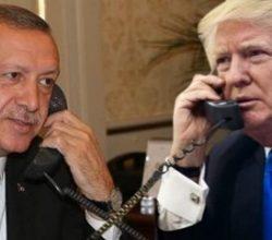 Çavuşoğlu'ndan Erdoğan-Trump görüşmesine ilişkin açıklama