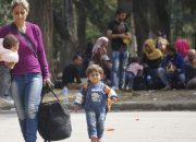 Çekya mültecilere kapılarını kapattı