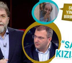 Cem Küçük'ten Ahmet Hakan'a yaylım ateş