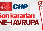 CHP AYM ve AİHM'ye gidiyor