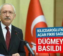 CHP'de Fikri Sağlar için flaş gelişme