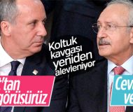 CHP'de Kılıçdaroğlu-İnce kavgası yaklaşıyor